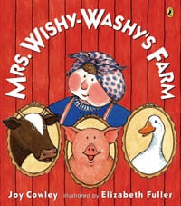Mrs. Wish-Washy's Farm book cover