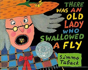 There Was An Old Lady Who Swallowed a Fly book cover