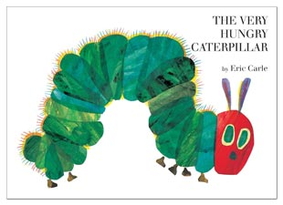Hungry Caterpillar cover