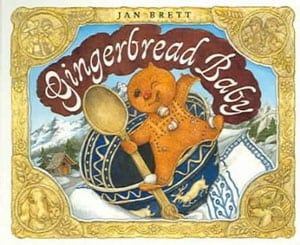 Gingerbread Baby book cover