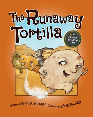 The Runaway Tortilla cover