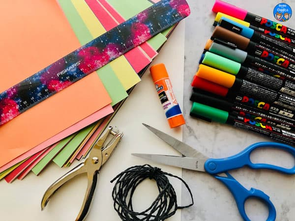 months of the year craft supplies