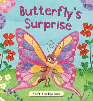 Butterfly's Surprise book cover