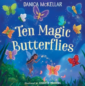 Ten Magic Butterflies cover