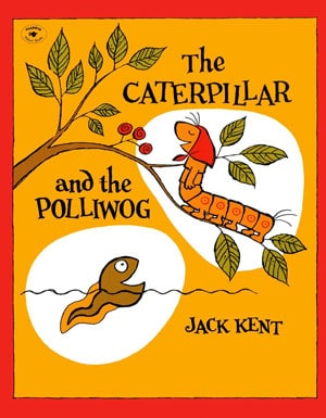 The Caterpillar and the P:olliwog cover