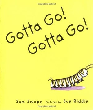 Gotta Go! Gotta Go cover