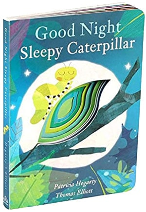 Good Night Sleepy Caterpillar cover