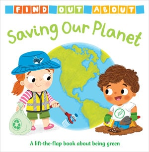 Saving Our Planet children's book