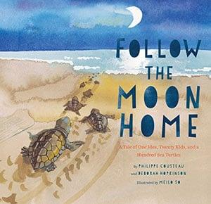 Follow the Moon Home book cover