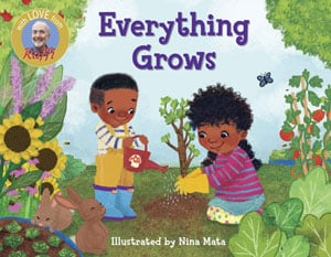 Everything Grows book cover