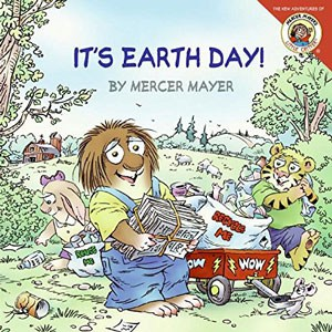 It's Earth Day! by Mercy Mayer