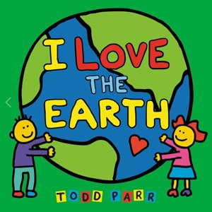 I Love the Earth book cover