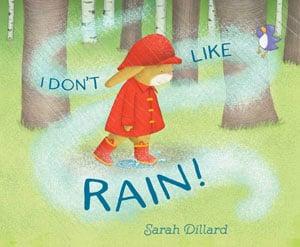 I Don't Like Rain book cover