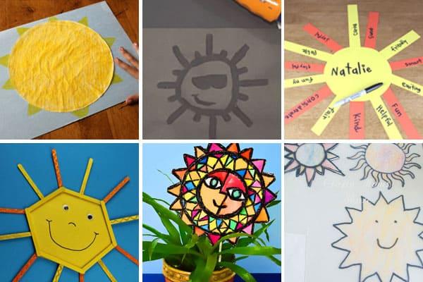 more sun crafts